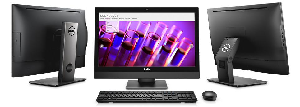 Dell Optiplex 7450 Aio 23 Quot Core I5 8gb 256gb Ssd Dustin Se