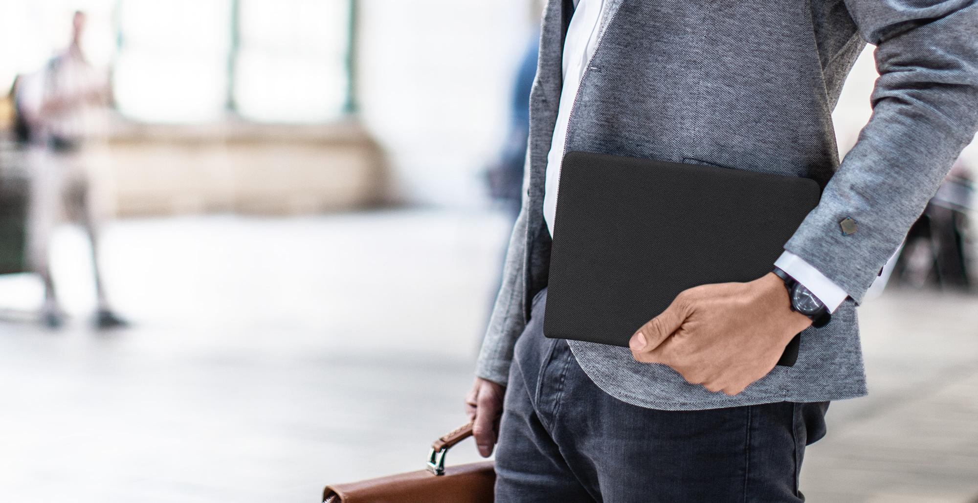 Futteral med tastatur for iPad 2017
