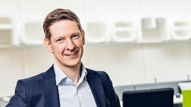 Petter Hallman, CIO, AcadeMedia