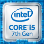Intel badge