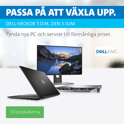 Dell-veckor