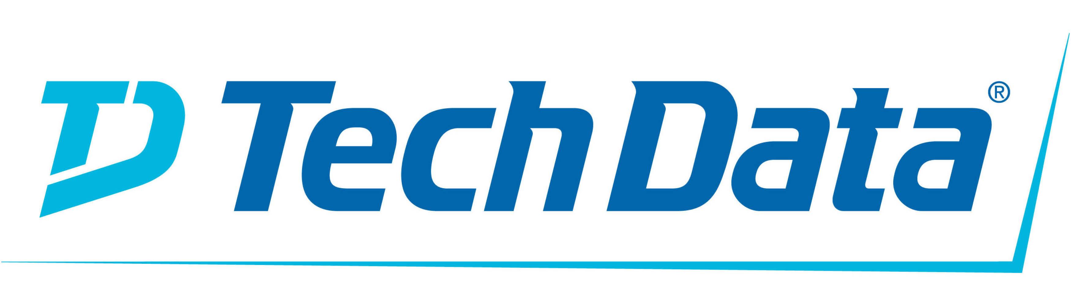 Techdata logotype