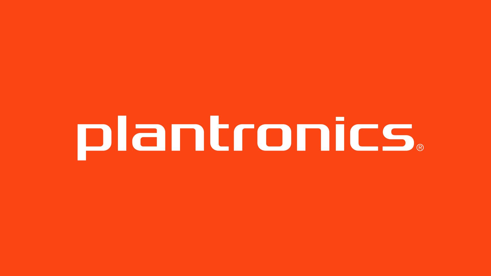 Plantronics logotype