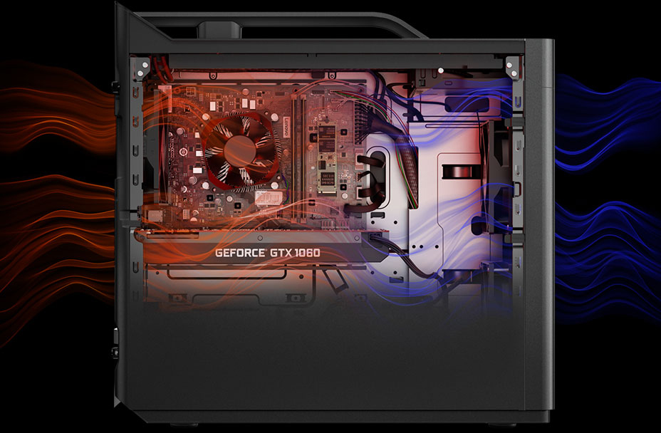 Lenovo Legion T530 Core i5 8GB 256GB SSD GTX 1060