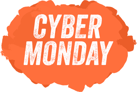 Cyber Monday splash