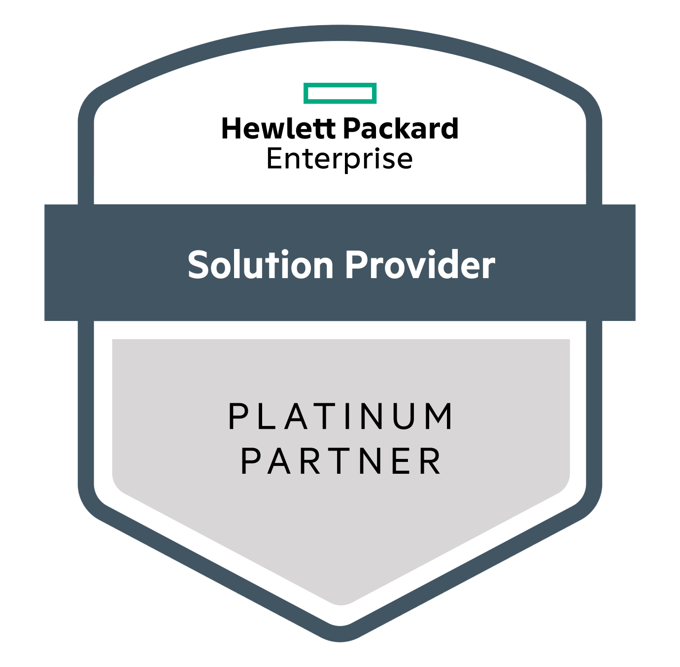 hpe solutions partner logotype
