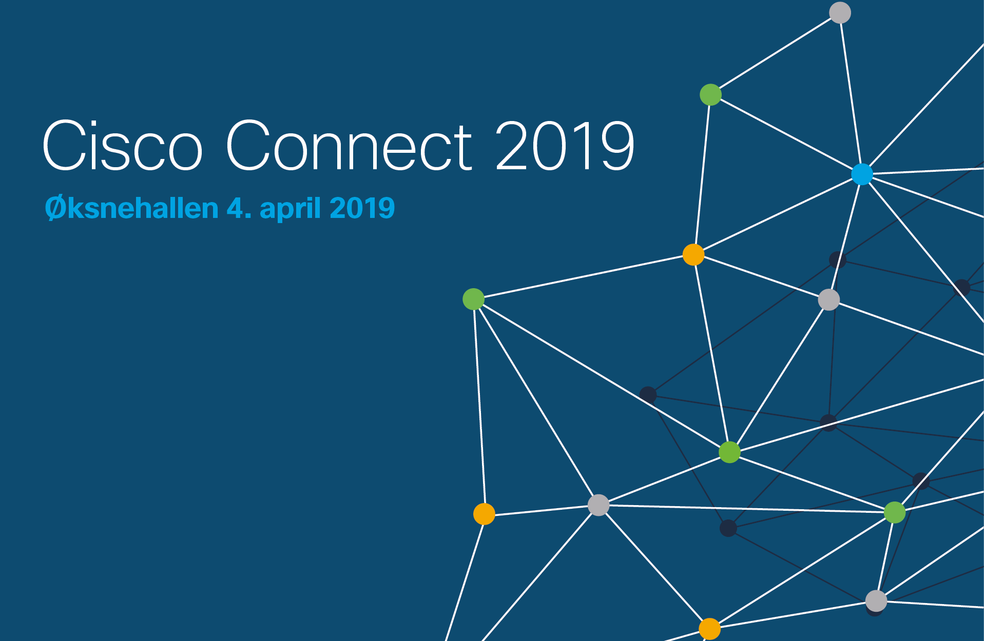 cisco connect 2019