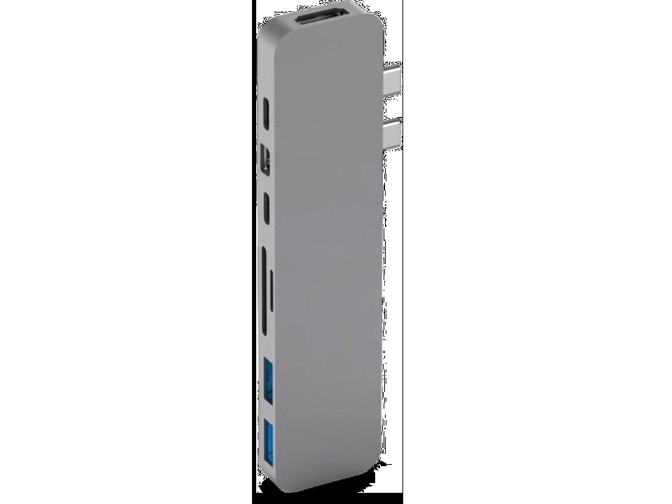 Hyper HyperDrive Pro for MacBook Pro USB C Dokkingstasjon