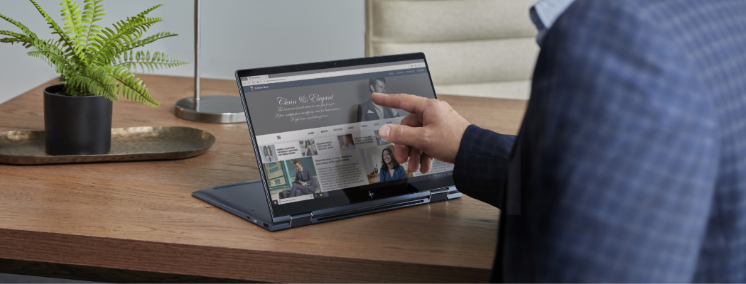 HP Elite Dragonfly x360
