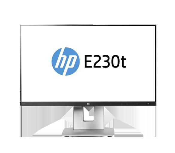 """23"""" HP EliteDisplay E230t kosketusnäyttö"""