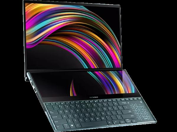 ZenBook Duo Ux581LV